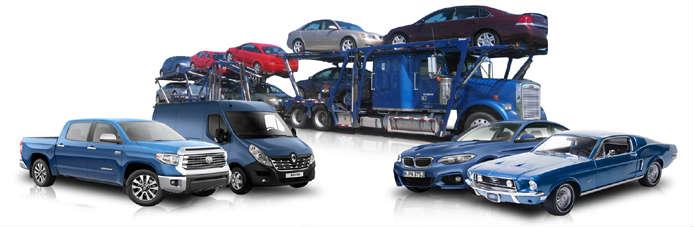 San Diego Auto Shipping | Car Transport | (858) 367-3933