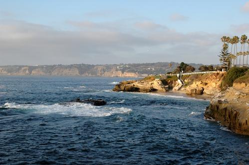 San Diego to La Jolla, CA