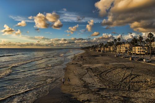 San Diego to Oceanside, CA