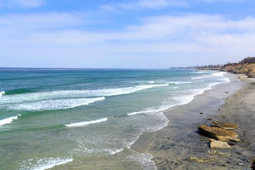 San Diego to Solana Beach, CA