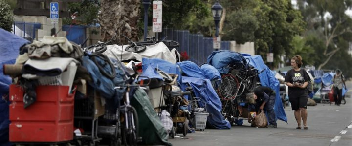 Policies Changes To Homeless Encampment Cleanups