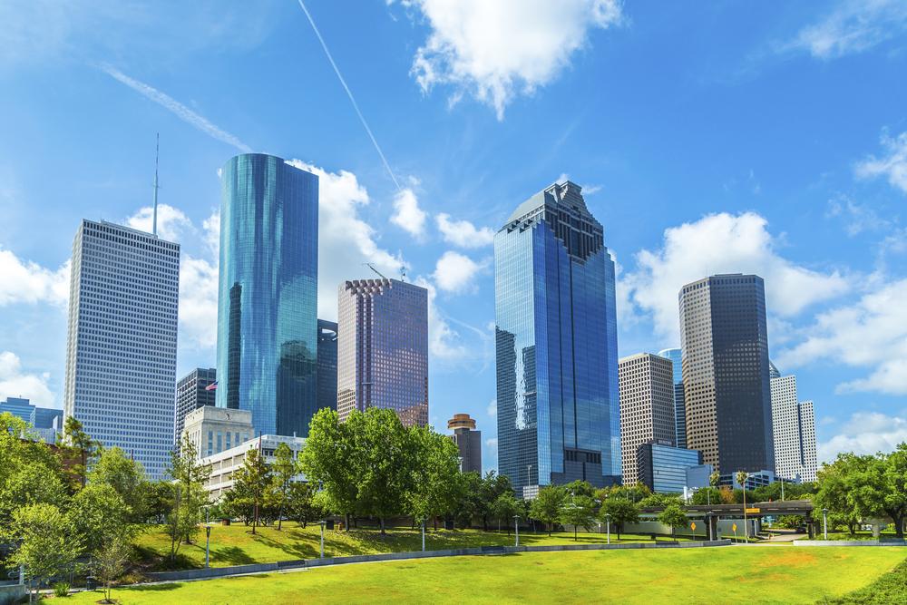 San Diego to Houston, TX