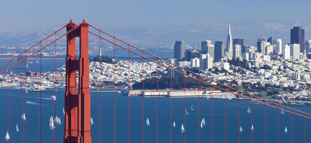 San Diego to San Francisco