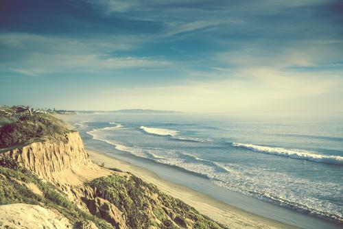 San Diego to Encinitas, CA