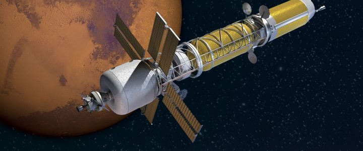 General Atomics will Develop Nuclear Propulsion for Lunar Missions