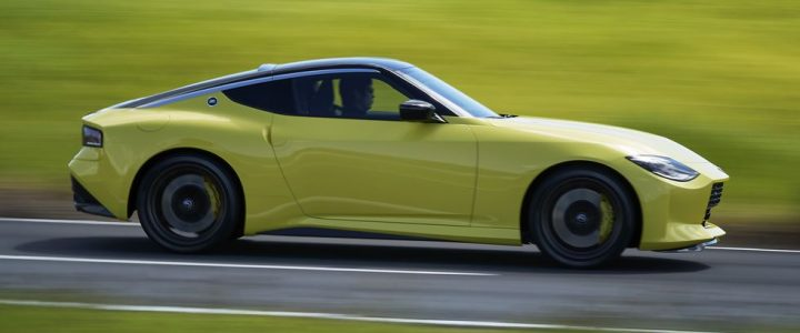 Nissan 400 Z Debuting In August In Production Form